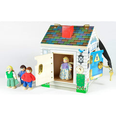 Doorbell House Toy by Melissa & Doug - Little Citizens Boutique  - 2