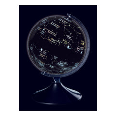 2 In 1 Globe Earth And Constellations By Brainstorm