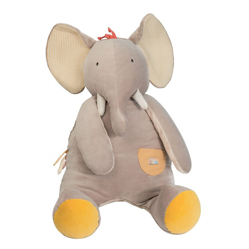 Papoum The Giant Elephant by Moulin Roty - Little Citizens Boutique