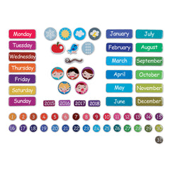 "Janod Magnetic Calendar ""A Beautiful Day"" - Little Citizens Boutique  - 3"