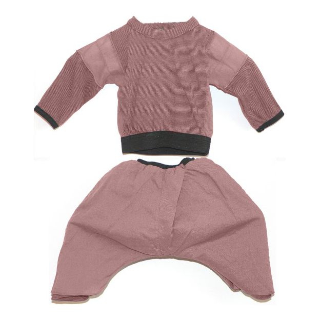 Enzo Ensemble - Blush - Little Citizens Boutique  - 1