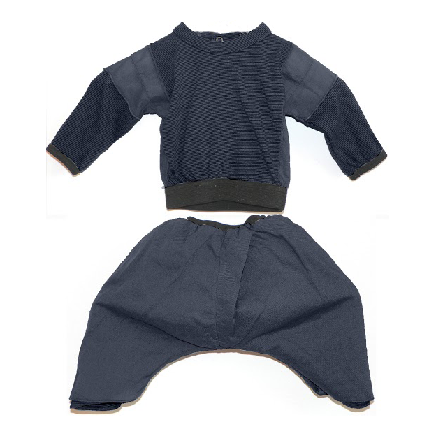Enzo Ensemble - Navy - Little Citizens Boutique  - 1