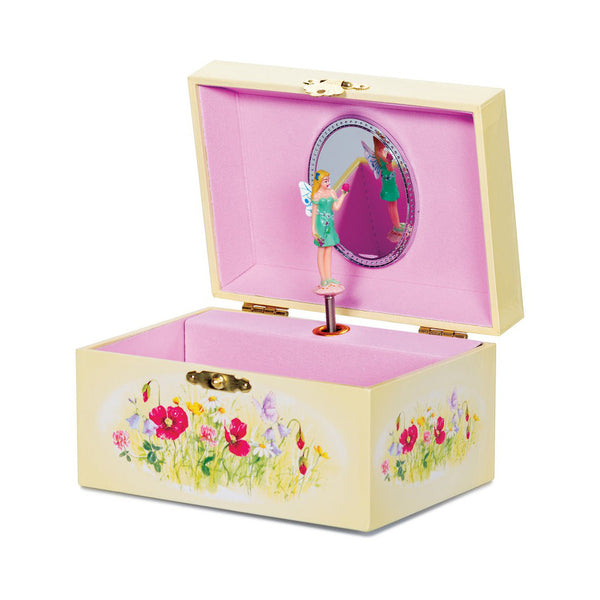 Fairy Musical Jewellery Box by Tobar