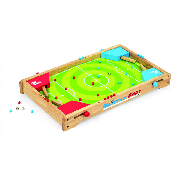 Wooden Football Pinball Machine for Two