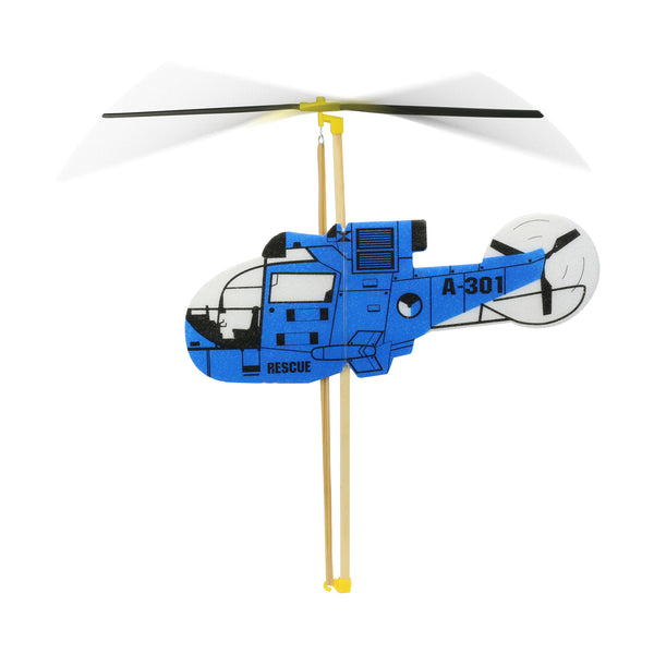 Vilac Flying Helicopter - Blue