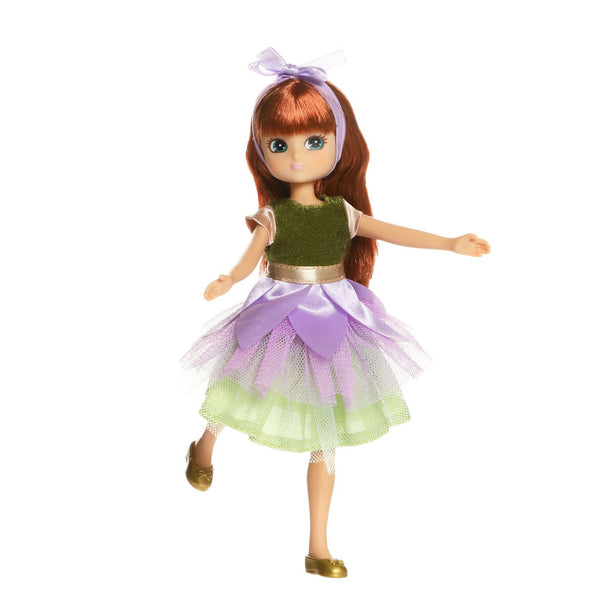 Forest Fairy Friend Lottie Doll