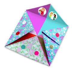 Fortune Tellers Origami Art Kit by Djeco - Little Citizens Boutique  - 2