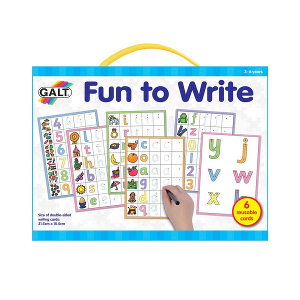 Fun to Write Learning Set by Galt