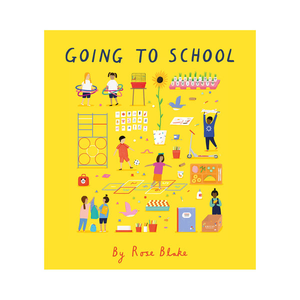 Going to School by Rose Blake