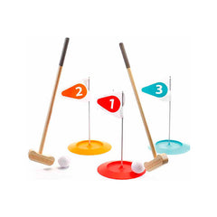 Golf Toy Putting Game by Djeco - Little Citizens Boutique  - 3