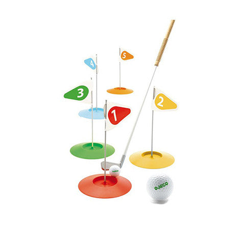 Golf Toy Putting Game by Djeco