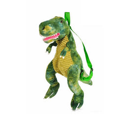 T-Rex Fluffy Backpack by Great Gizmos