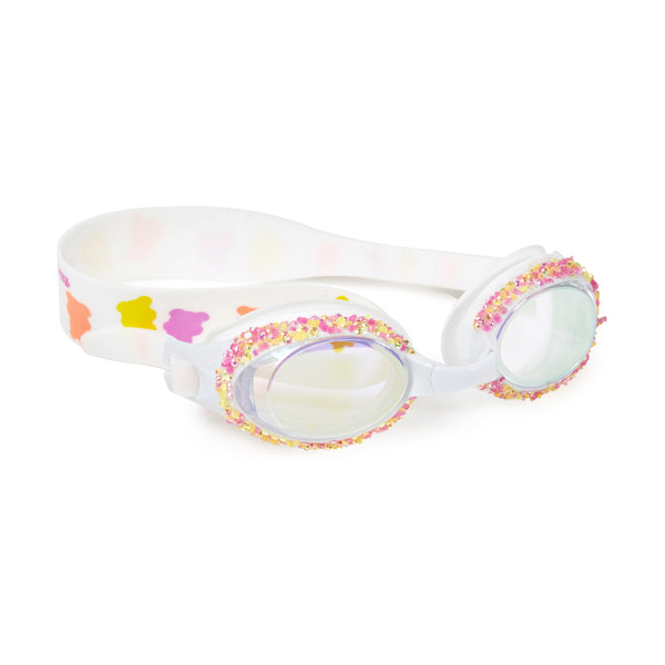 Gummy Bear Sprinkles Kid's Swimming Goggles by Bling2o