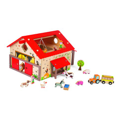 Happy Farm - Janod - Little Citizens Boutique  - 2