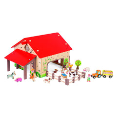 Happy Farm - Janod - Little Citizens Boutique  - 1
