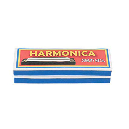 Harmonica Kids Instrument by Great Gizmos