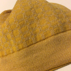 Stacy Hat - Yellow - Little Citizens Boutique  - 2