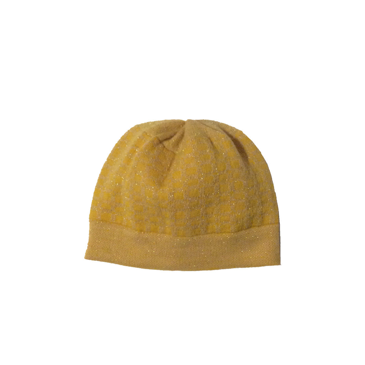 Stacy Hat - Yellow - Little Citizens Boutique  - 1