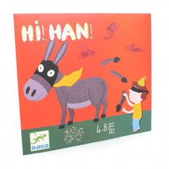 Hi Han! Pin the Tail on the Donkey - Little Citizens Boutique  - 1