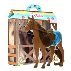 Sirius the Lottie Doll Horse