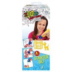 3D Pen Cool Create Vertical Starter Set by IDO3D - Little Citizens Boutique  - 2