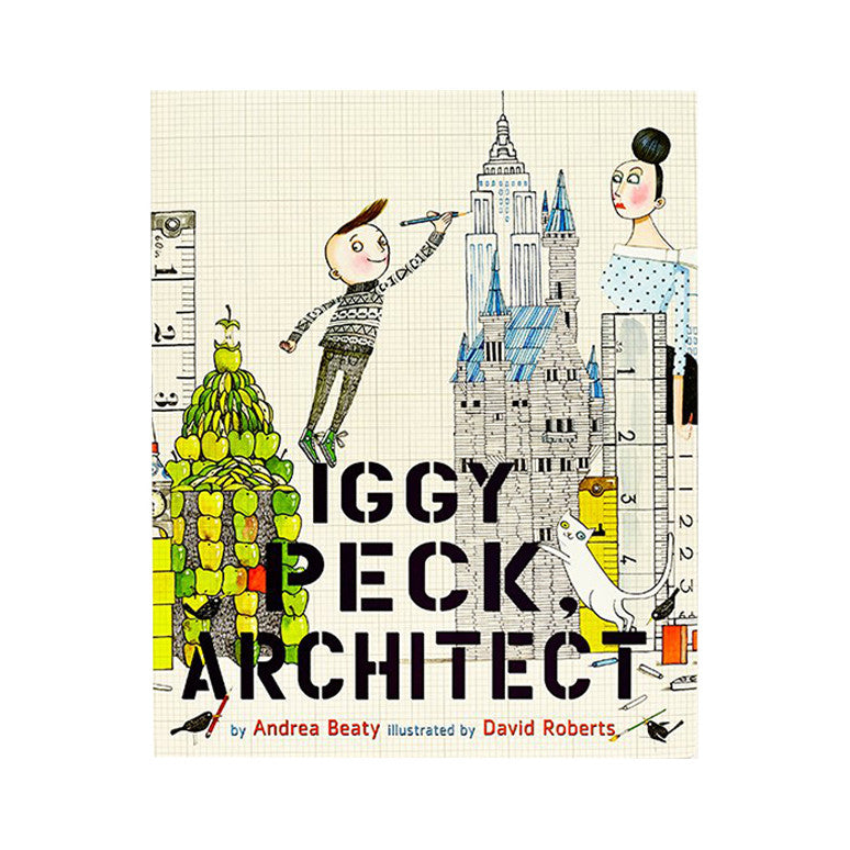 Iggy Peck, Architect Children