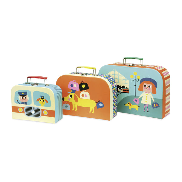 Vilac Ingela Arrhenius Lunchbox Cases