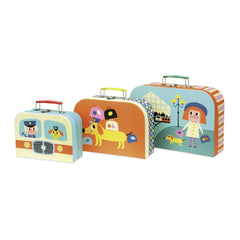 Vilac Ingela Arrhenius Lunchbox Cases - Little Citizens Boutique  - 1