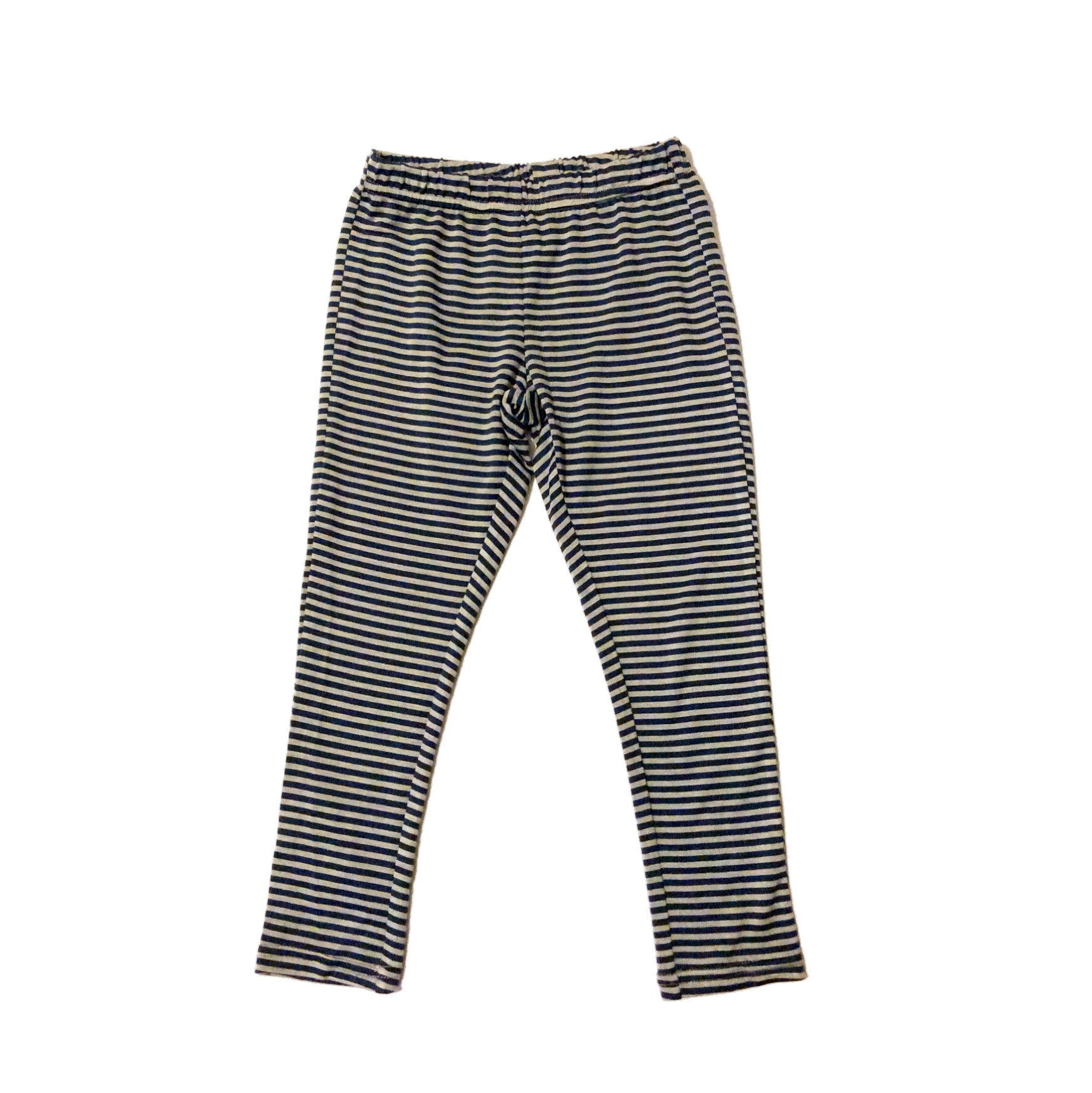 Ink Stripe Leggings - Little Citizens Boutique  - 1