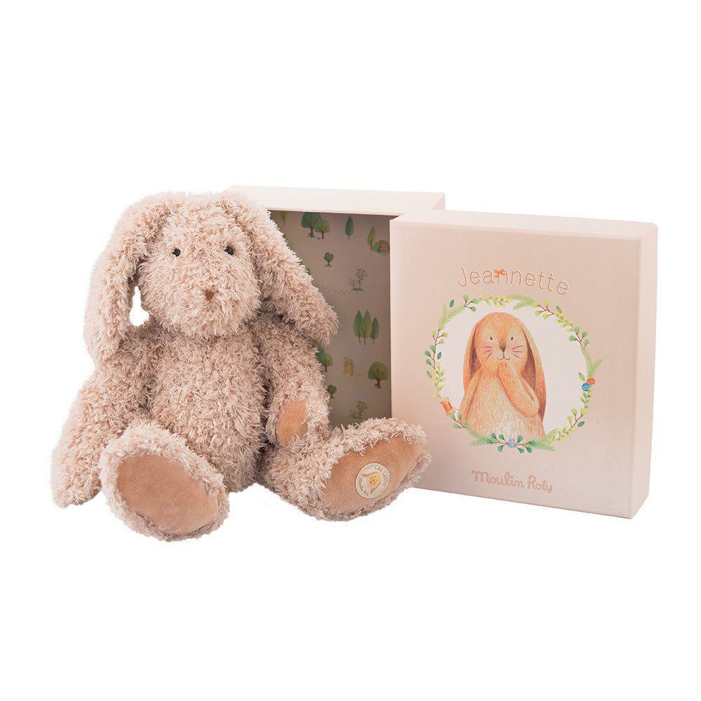Jeanette the Perfect Bunny Rabbit by Moulin Roty - Little Citizens Boutique