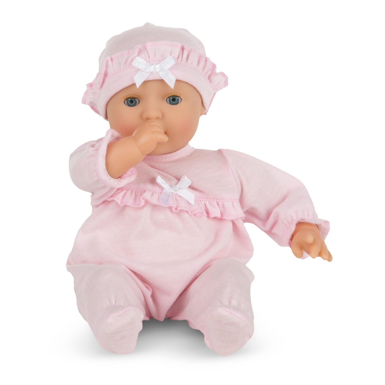 "Jenna 12"" Baby Doll by Melissa & Doug - Little Citizens Boutique  - 1"
