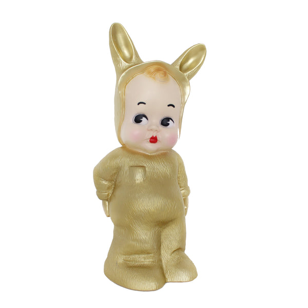 Baby Lapin Lamp - Gold by Lapin & Me