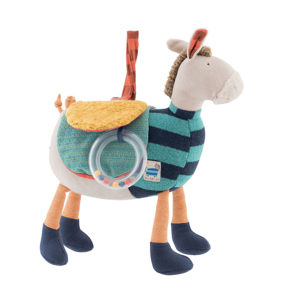 Les Zig et Zag Activity Horse by Moulin Roty