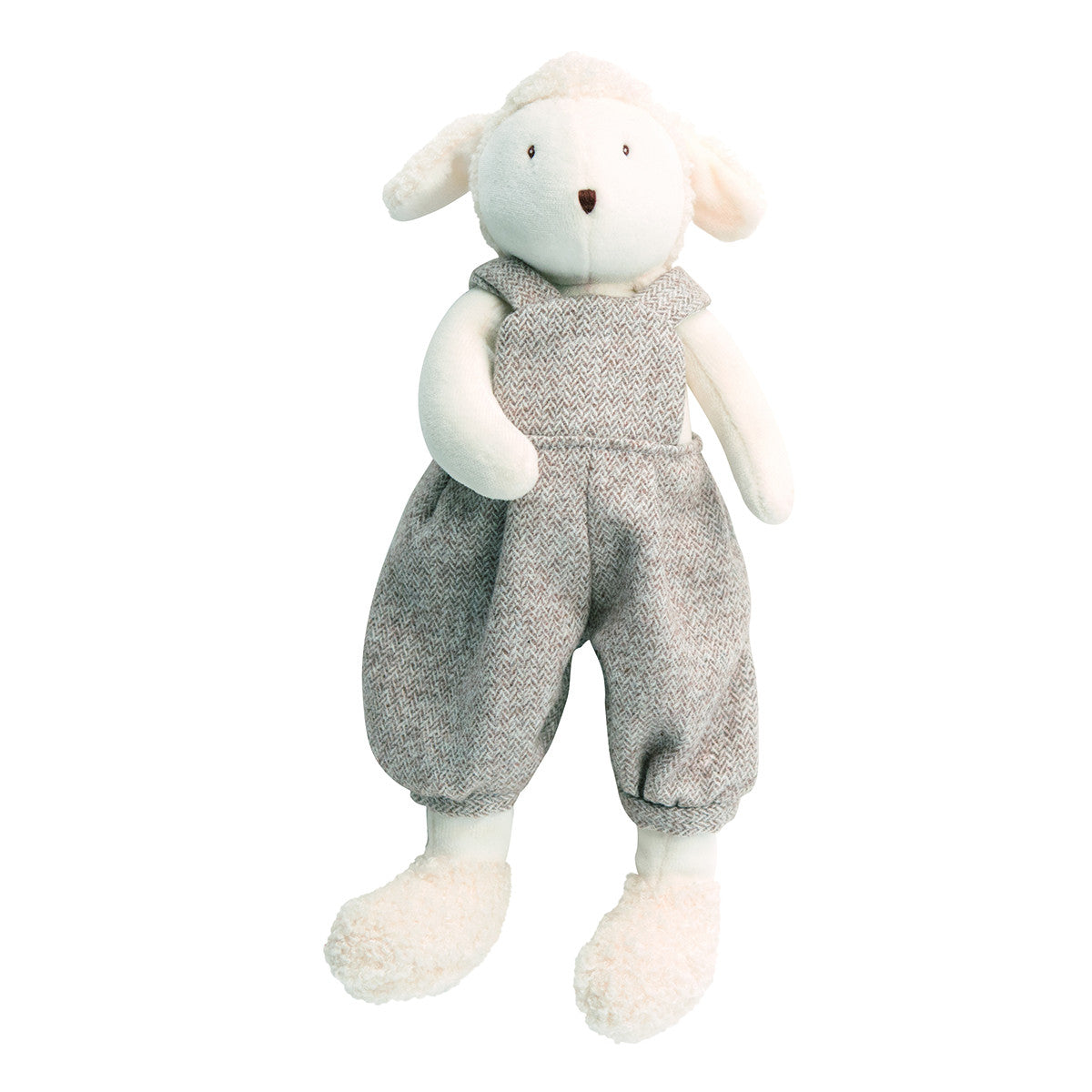 Little Albert Sheep Plush Toy by Moulin Roty - Little Citizens Boutique