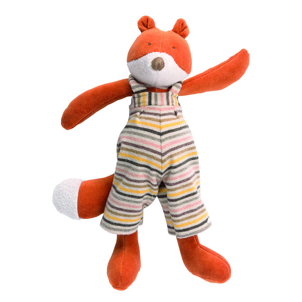 Little Gaspard Fox Plush Toy by Moulin Roty