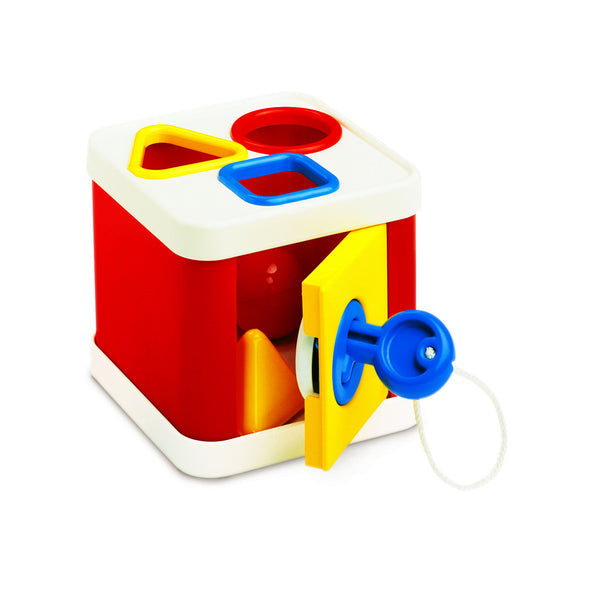 Lock Sorting Toy Box by Ambi