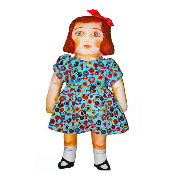 Lily Doll & Dress- Nathalie Lete