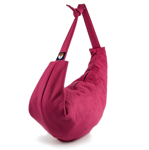 Magenta Pink Baby Bag - Three in One Cleverness by Cub Bag