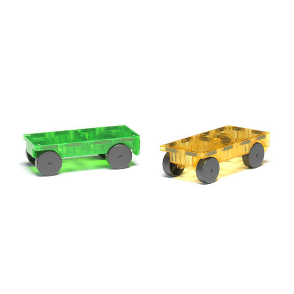 Magna Tiles Car Expansion Kit
