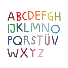 Magnet Puzzle Alphabetic Letters - Grimm's - Little Citizens Boutique  - 6