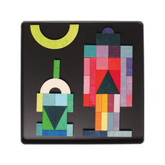 Magnetic Geo-Graphical Puzzle in Case - Grimm's - Little Citizens Boutique  - 5