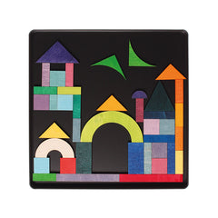 Magnetic Geo-Graphical Puzzle in Case - Grimm's - Little Citizens Boutique  - 6