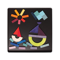 Magnetic Geo-Graphical Puzzle in Case - Grimm's - Little Citizens Boutique  - 7