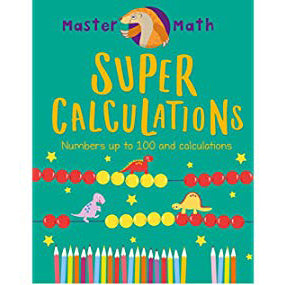 Master Math Super Calculations - Numbers up to 100 and calculations