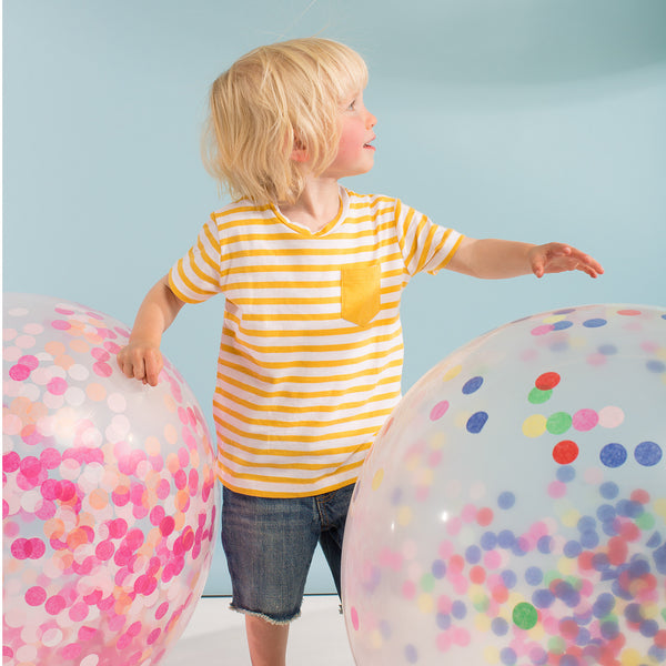 Confetti Party Neon Colours Balloon Kit by Meri Meri
