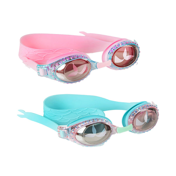 Mermaid Kid's Swimming Goggles by Bling2o