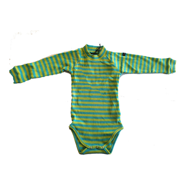 Blue and Green Long Sleeved Body by Moonkids