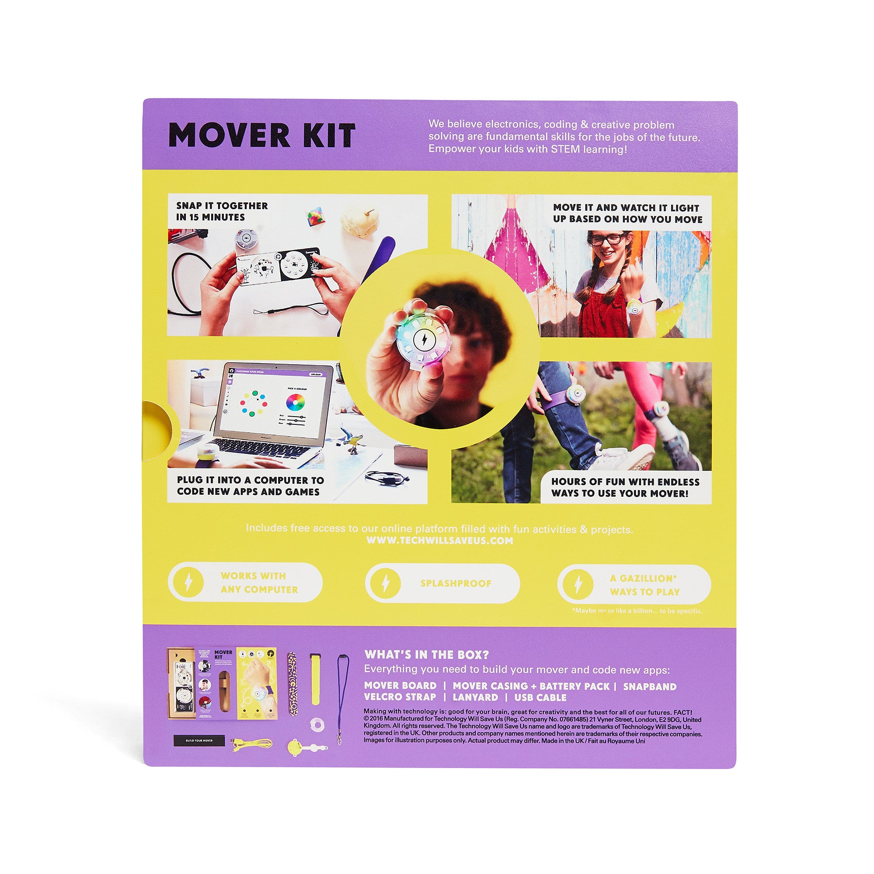 Mover Kit Learn to Code STEM Toy for Kids – Little Citizens Boutique