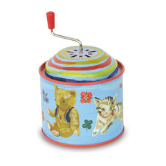 Musical Tin Windups by Nathalie Lete - Little Citizens Boutique  - 5
