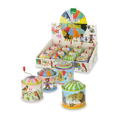 Musical Tin Windups by Nathalie Lete - Little Citizens Boutique  - 1
